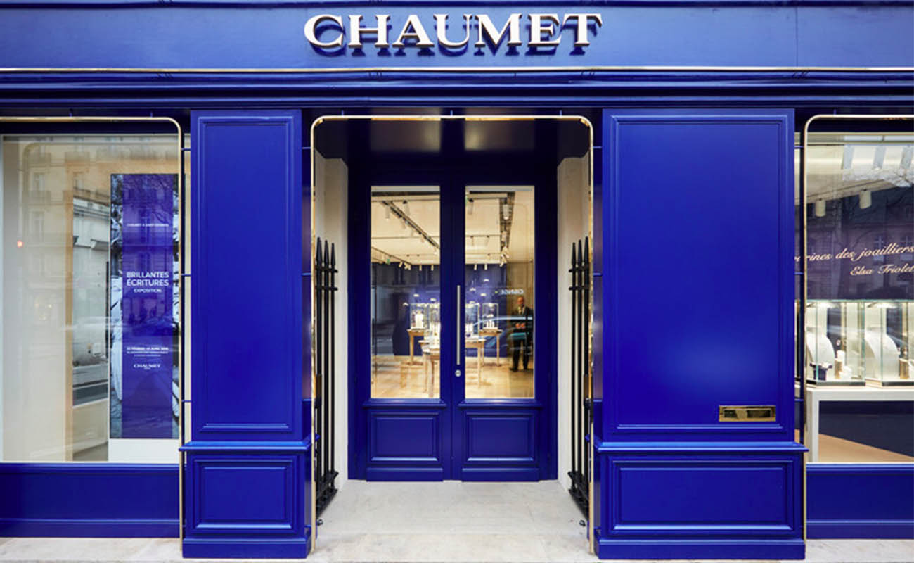 Chaumet Brillantes Ecritures Exhibition M
