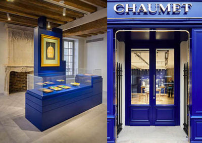 Chaumet Brillantes Ecritures Exhibition