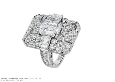 Chanel Coromandel Evocation Florale Ring