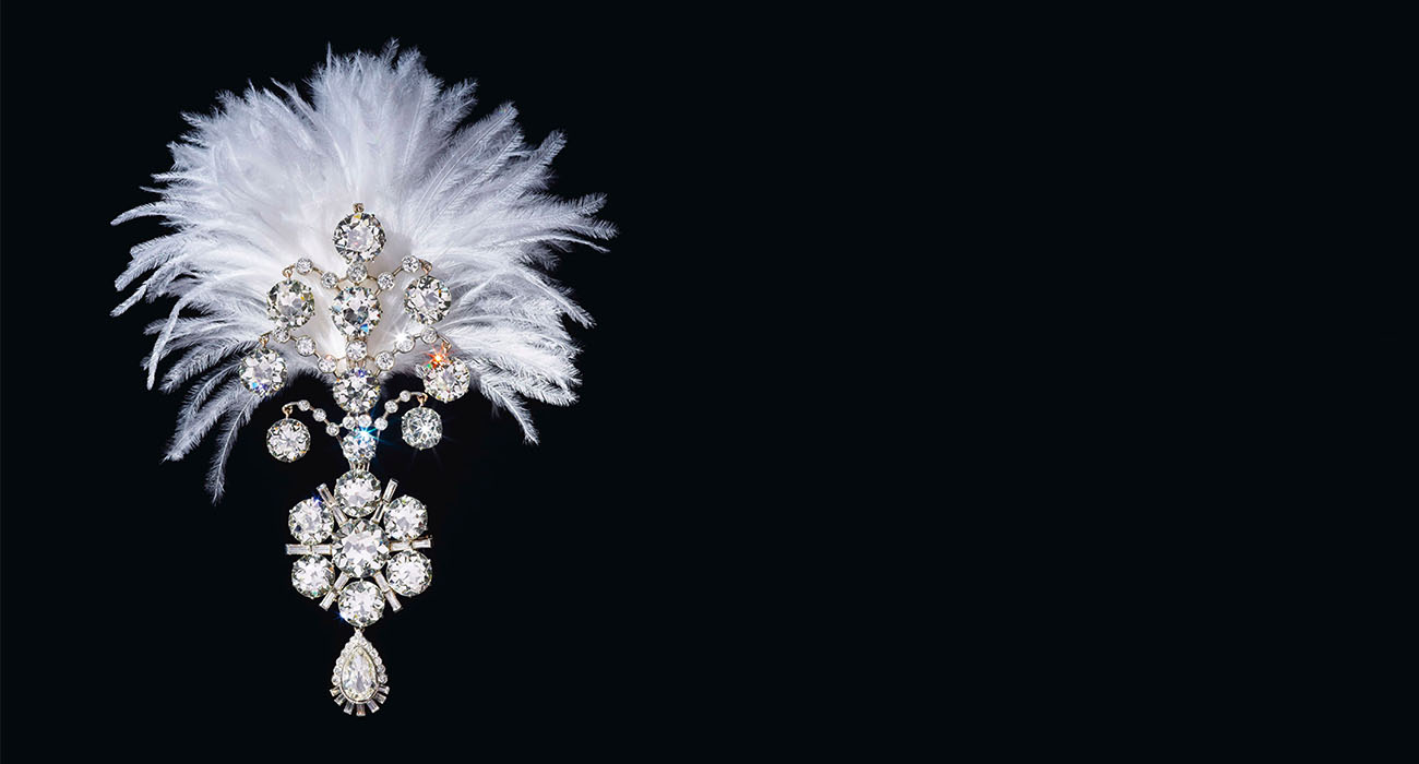 Sotheby's Diamond Turban Ornament