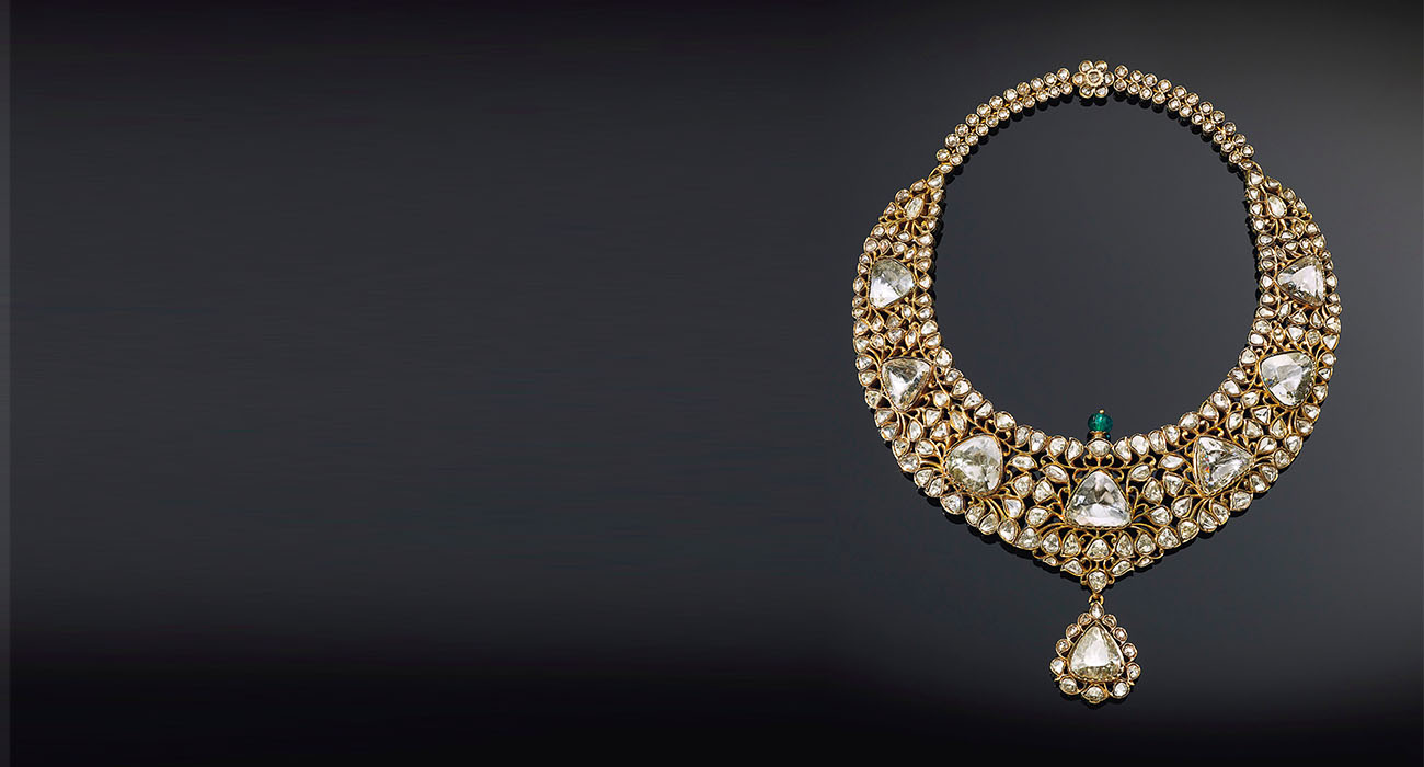 Sotheby's The Nizam of Hyderabad Necklace 2