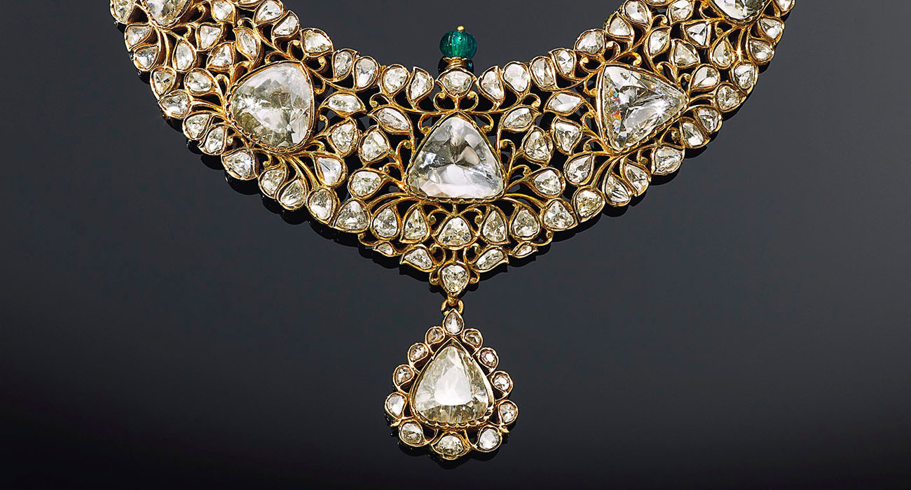 Sotheby's The Nizam of Hyderabad Necklace